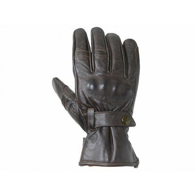 Gants RST Roadster II CE cuir brun taille XL/11 homme