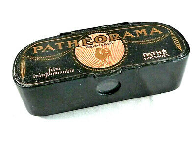 PATHEORAMA - PATHE CINEMA, Pappmaché, 1920's Filmbetrachter