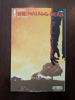 Walking Dead 193 1st Print