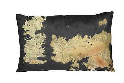 Game of Thrones Pillow Westeros Map 55 cm Toys Cuscini