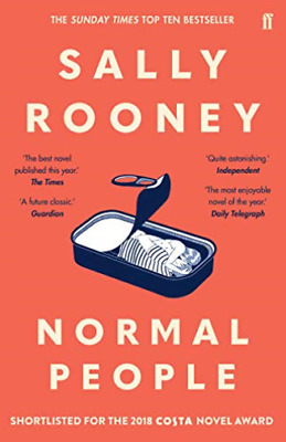 Sally Rooney-Normal People (UK IMPORT) BOOK NEW