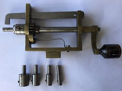 Good Quality Antique Clock Mainspring Winder