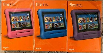 All-New Fire 7 Kids Edition Tablet - 2019 RELEASE -9th gen NEW SELAED