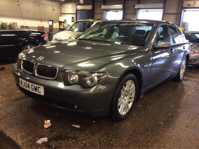 2004 Bmw 745I 4.4 Se - 51K Miles, Satnav, Leather, Alloys, Climate, Lovely