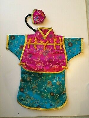 Silk Chinese Dress Wine Bottle Cover, Sleeve