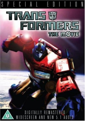 Transformers The Movie - Special Edition (UK IMPORT) DVD NEW