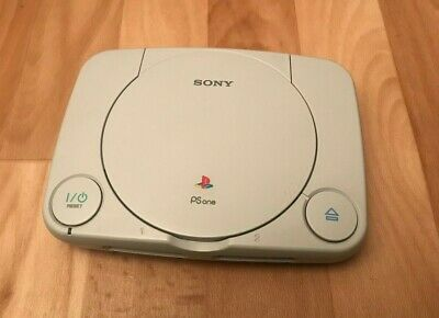 SONY PLAYSTATION 1 SLIM PSOne PS1 Console - NTSC/U, NTSC-J,PAL Multi Region