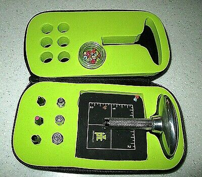Provo Craft Silent Setter with Case and Free Eyeletz Crafting Scrapbook Tool