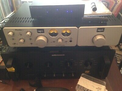 SPL Phonitor 2 Stereo Preamp And Headphone Amplifier With Extras!