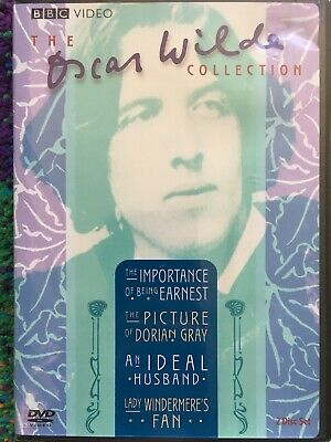 The Oscar Wilde Collection BBC Video (2-Disc DVD Set, 2008) New/Factory Sealed!