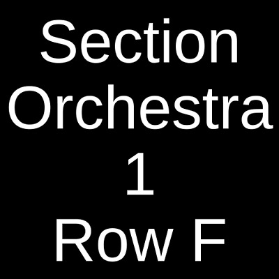 2 Tickets George Thorogood and The Destroyers 10/16/19 Champaign, IL