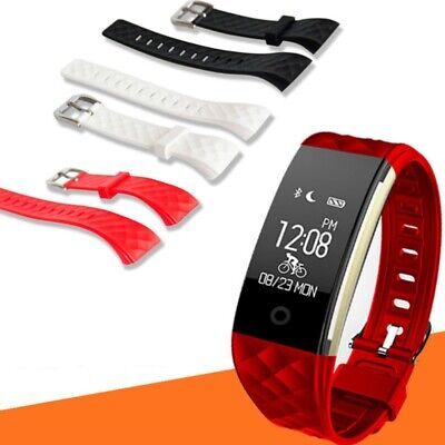 Silicone Replacement Band Fitness Wrist Strap For Smart S2 Bluetooth Bracelet
