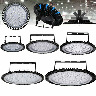 LED High Bay Light 50W 100W 200W 300W 500W Commercial UFO Industrial Light