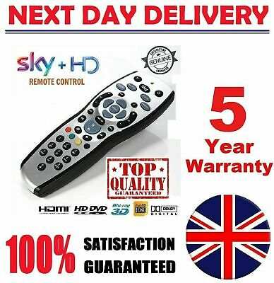 GENUINE SKY+ PLUS HD REV 9 TV REPLACEMENT REMOTE + FREE Delivery 100% New 2019