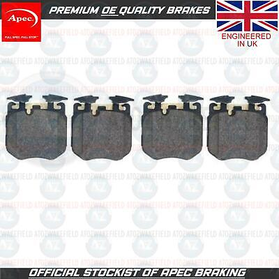 FOR BMW 540i M SPORT M PERFORMANCE FRONT OE QUALITY APEC BRAKE PADS 34106888459