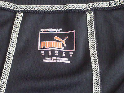 Women's Puma Sport Lifestyle Run/Walk/Yoga Long Sleeve Dry Cell Shirt Sz M