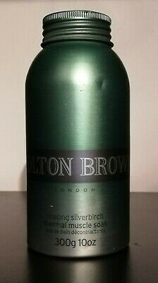 Molton Brown Bracing Silverbirch Thermal Muscle Soak 300g