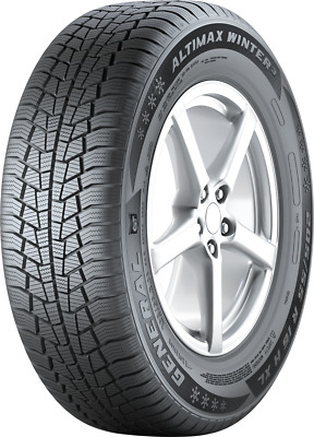 Kit 4 Pneumatici Invernali Gomme 155/70 R13 75T Altimax Winter 3 General Tyre