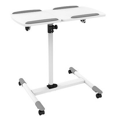 Techly Trolley Flexible Universal for Notebook/Projector,White