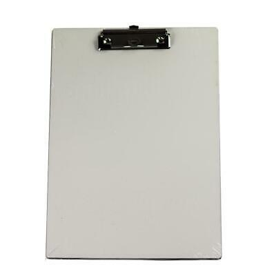 Sublimation Blank MDF Clipboard 23x32cm With clipboard Tool - 3 pack
