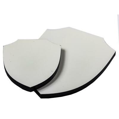 Sublimation Blank MDF Trophy Shield for Heat Transfer Printing