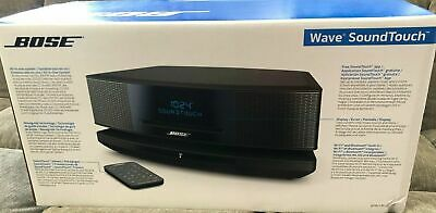 BOSE WAVE SOUNDTOUCH Music System iV in Espresso Black