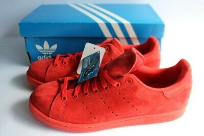 info pour e639d 4b4e4 ADIDAS ORIGINALS STAN Smith rouge T44 (38637)