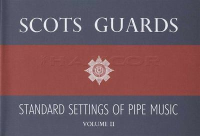 Scots Guards Standard Settings of Pipe Music Volume 2 Bagpipe Sheet Music Book