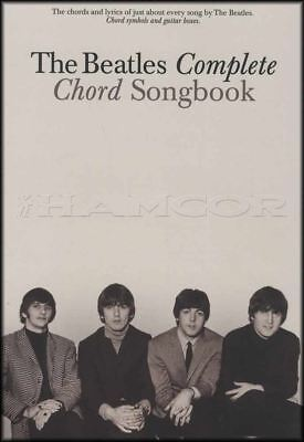 The Beatles Complete Guitar Chord Songbook Penny Lane Michelle Back In The USSR