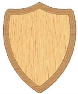 Shield Bowl Template
