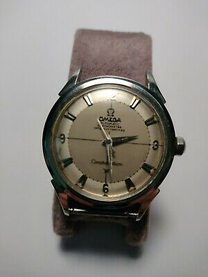 Omega Consellation Automatic Chronometre Vintage Watch Collectors!