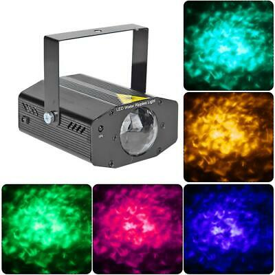 Mini LED RGB Laser Projector Stage Lighting Lamp DJ Disco Party Club Lights Hot