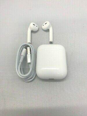 Apple AirPods 2nd Gen. Wireless Earbuds White Right / Left / Charging Case Only