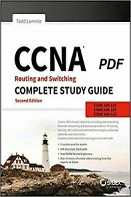 CCNA Routing And Switching Complete Study Guide 2nd Edition Exam