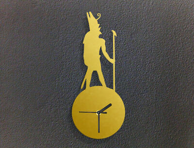 Amun Ra - God of the Sun - Ancient Egypt - Country Symbol - Custom Wall Clock