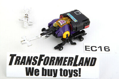 BOMBSHELL Transformers Vintage G1 REISSUE Hasbro Decepticon Insecticon Gift