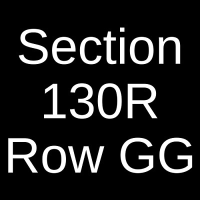 4 Tickets Five Finger Death Punch, Three Days Grace & Bad Wolves 11/30/19