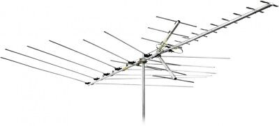 TV Antenna Channel Master 60-Mile Range UHF/VHF/FM HD Outdoor 113 x 95 x 22 in.