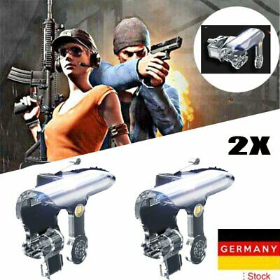 PUBG Mobile Wireless Gaming Trigger Gamepad Controller für Android IOS Handy DHL