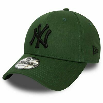 Cap New Era 9Forty Mlb New York Yankees League Essential Green Men