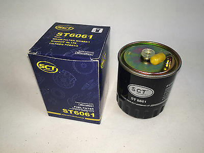 SCT GERMANY KRAFTSTOFFFILTER FUEL FILTER ST6061 W163 W463 W203 S203 CL203 CDI