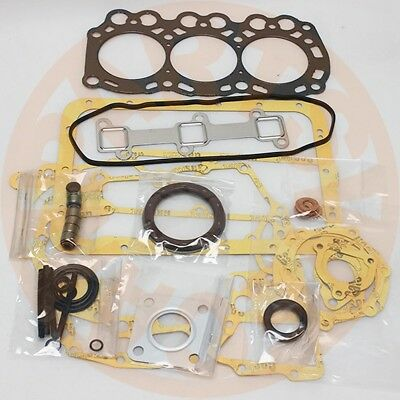 For Mitsubishi K4N Engine Full Overhaul Gasket Kit fit Kobelco SK045 Peljob 450