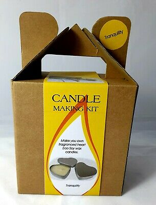 Candle Making Kit In Gift Box-Tranquility