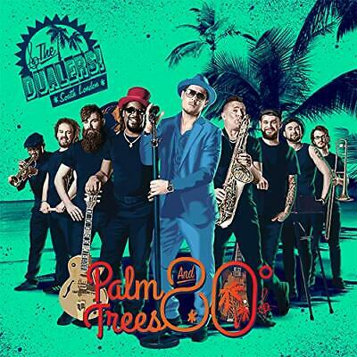 The Dualers - Palm Trees and 80 Degrees [CD] Sent Sameday*