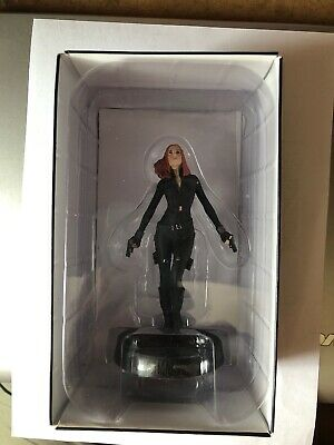 Marvel Movie Figure From Eaglemoss. Black Widow. Certificate Of Authenticity