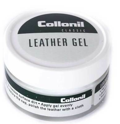 Collonil Classic Leather Gel for waterproofing leather protector shoes and bags