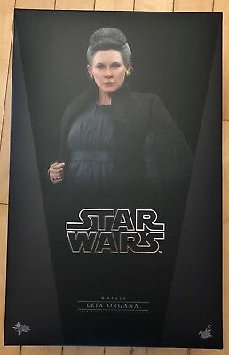 HOT TOYS Leia Organa sixth scale NEW CANADA MMS459 star wars new