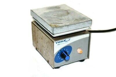 "VWR Scientific Model 210 Mini Hot Plate 33918-556 (Platform Size: 5.5"" x 4.25"")"