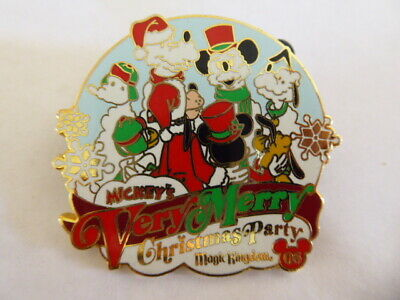 Disney Trading Pins  66362 WDW - Mickey's Very Merry Christmas Party 2008 - Fram