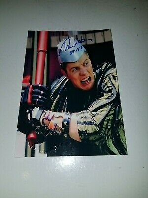 Back To The Future Biff Tom Wilson Number Ultimate Fan Collectibles 3 X 5